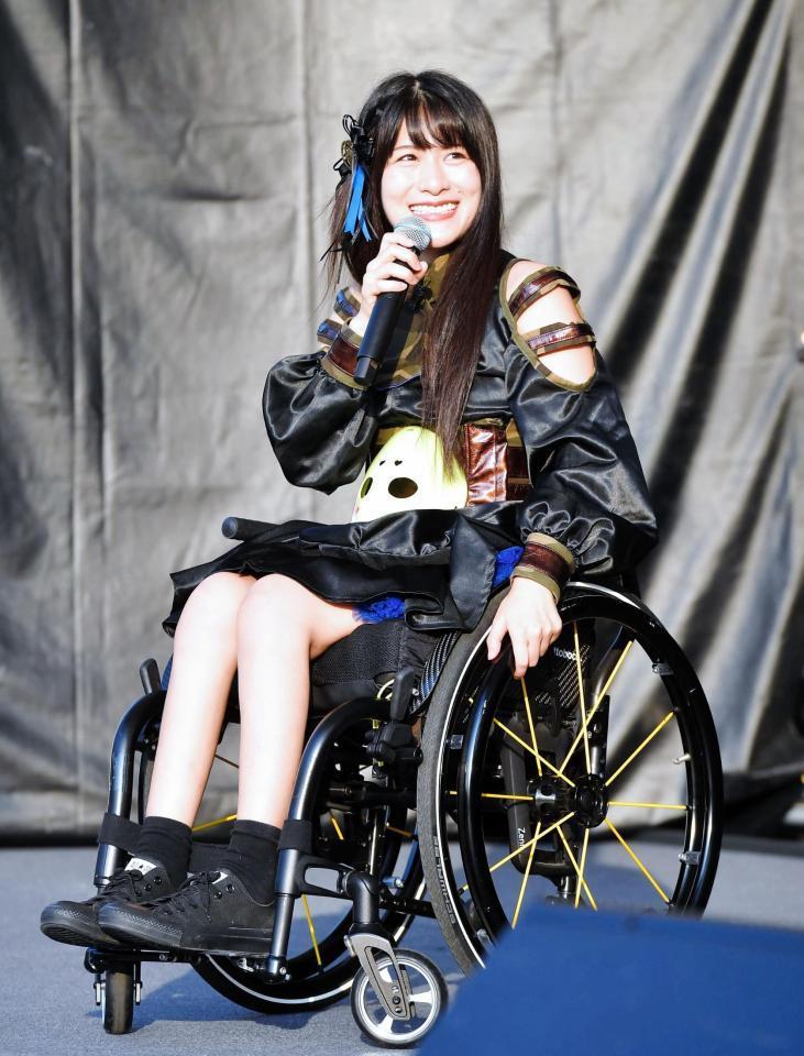 猪狩ともかが「車椅子アイドル」となり発信していきたいこととは?